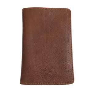Travel Genuine Leather Essential Passport Cover
