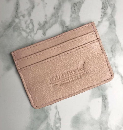 Genuine Leather Cardholder, Handcrafted in South Africa