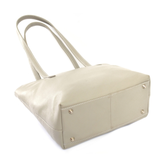 Plush Everyday Genuine Leather Tote Handbag- Made in South Africa
