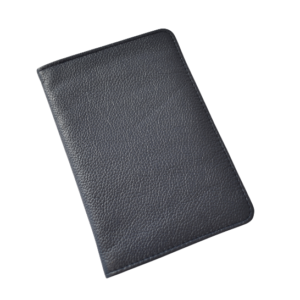 Genuine leather Royal Navy Passport Cover- Made in South Africa Gifting