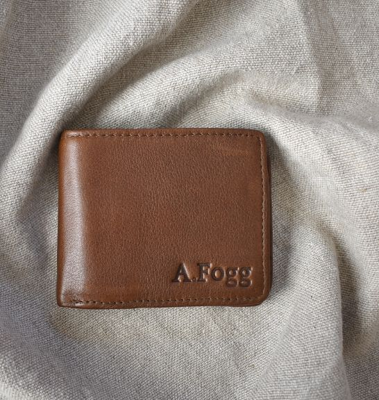 Genuine Leather Bi-Fold Wallet- Made in South Africa