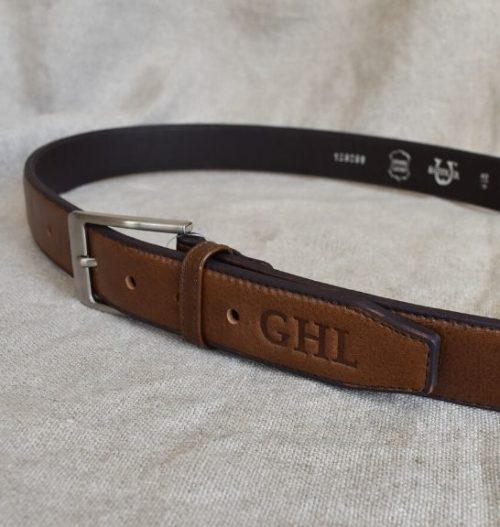 Genuine Leather Gents Belt- Made in South Africa14