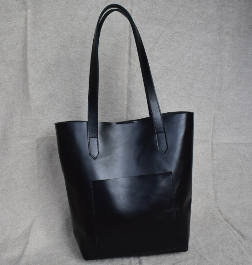 Genuine Leather Holdall Tote Bag - Proudly made in South Africa Journey Leather