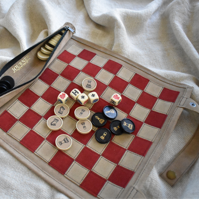 Personalised Chess:Checkers Games in Sand- Proudly Made In South Africa