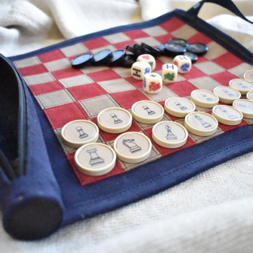Personalised Chess Checkers Games- proudly Made In South Africa5