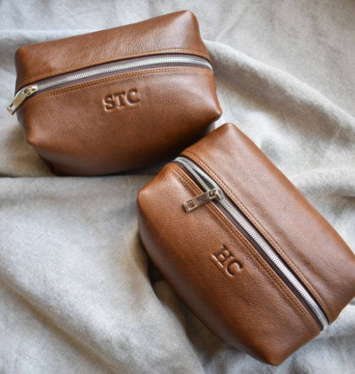 Genuine Leather Large Loaf Bag and Keyring Set- Made in South Africa with personalisationGenuine LeatherLarge Loaf Bag and Keyring Set- Made in South Africa with personalisation